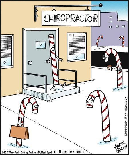 Candy Cane Chiropractor