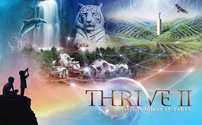 Thrive II, This Is What It Takes