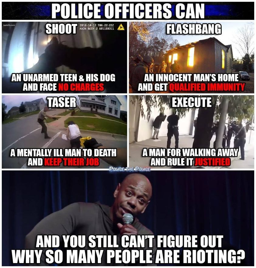 Police Can Do It