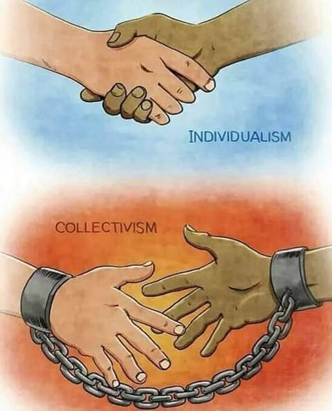 Collectivism is Slavery